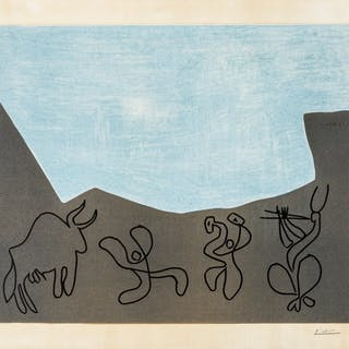 Bacchanale - 1959 -  Pablo Picasso