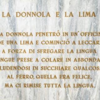 La donnola e la lima - 1972 -  Salvo