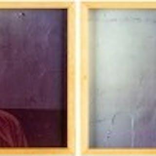 Ritratto inventato - 1978 -  Michele Zaza