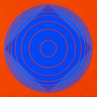 Struttura visuale 60-98 - 1998 -  Edoardo Landi