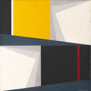 Pintura bidimensional n. 310 - 1987 -  Oswaldo Subero