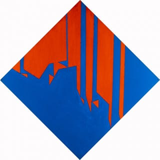 6 different H beams - 1968 -  Jan Willem Van Dyken