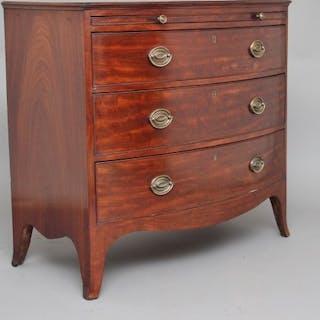 Early 19th Century mahogany chest