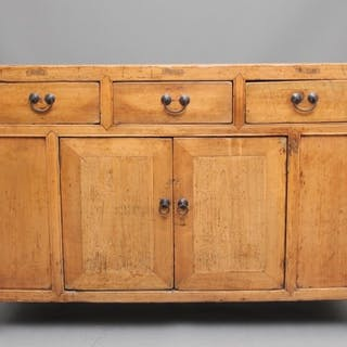 19th Century Chinese rustic dresser