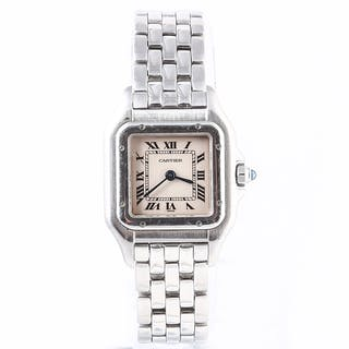 Cartier Panthere Stainless Steel