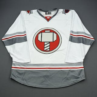 Blank - Thor - 2019-20 MARVEL Super Hero Night - Game-Issued Jersey