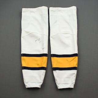 Matt Duchene - 2020 NHL Winter Classic - Game-Worn Socks - Worn Jan.
