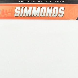 Wayne Simmonds - Stanley Cup Playoffs Locker Room Nameplate