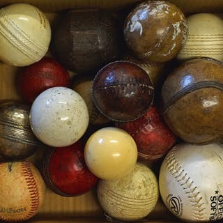 Mixed Selection of Various Sports Balls to include...