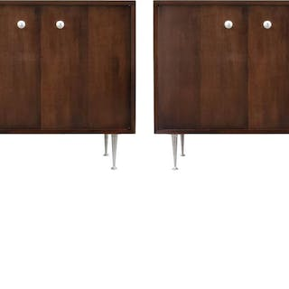 "George Nelson ""Thin Edge"" Cabinet (2 Available)"