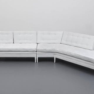 Tommy Parzinger Sectional Sofa