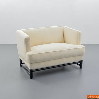 Tommi Parzinger Settee or Loveseat