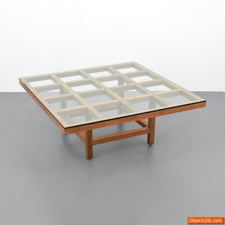 Sol Lewitt Coffee Table