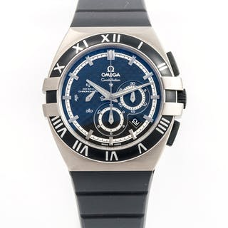 OMEGA - Montre Constellation Mission Hills World Cup