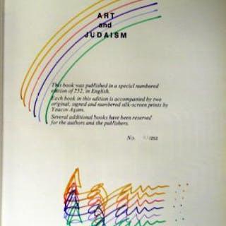 AGAM (Yaacov Agam) - Rainbow, Dessin