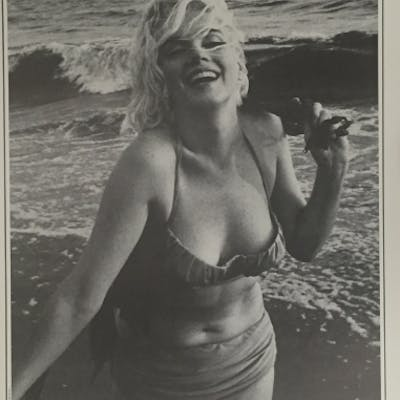 """Georges BARRIS - """"Feelin"""", 1987, Photolithographie"""