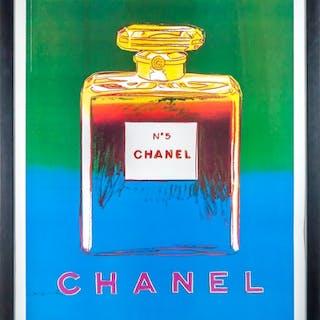 Andy WARHOL (d'après) - Chanel No 5, Affiche Offset de 1997