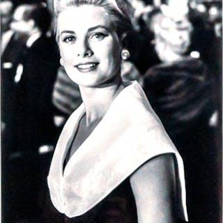 Frank WORTH (d'après) - Grace Kelly, 1959, Photographie