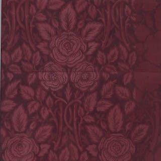 Raoul DUFY : Les roses, Gouache originale - Vers 1920