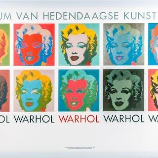 ANDY WARHOL (d'après) - Marilyn Monroe Affiche