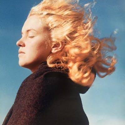 André de Dienes - Marilyn in the wind (1946)