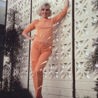 George Barris -  Marilyn. Last day in Malibu (1962)