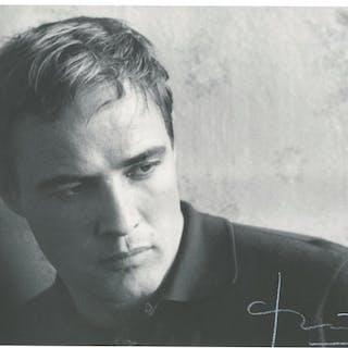 Bert Stern - Marlon Brando Life Magazine