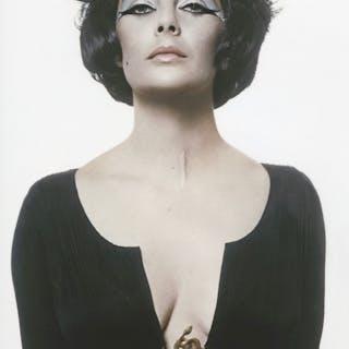 Bert Stern - Cleopatra / Liz Taylor