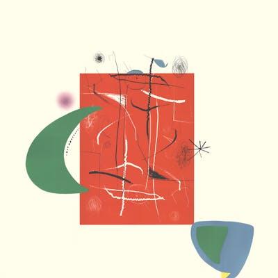 Joan Miro-Le pin du formenteur