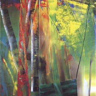 Gerhard Richter-Victoria I-2003 Affiche