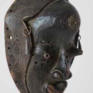 Afrique. Masque Ogoni. Nigéria