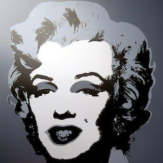 Andy Warhol (after) Sunday B. Morning - Marilyn 11.24 Screen print