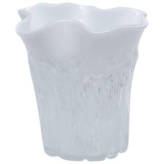 Vase en verre de Murano