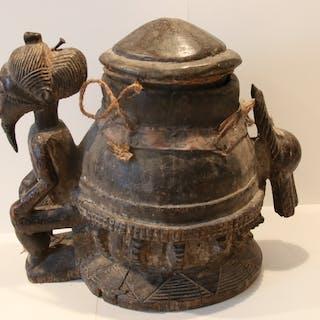 Dogon, Mali, Boîte divinatoire