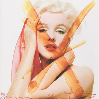 Bert Stern - Marilyn Monroe crucifix 3 - 2012