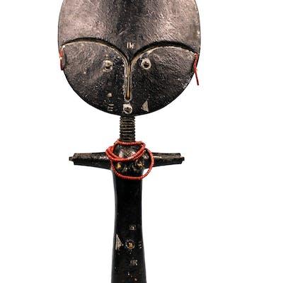 Ghana, Ashanti, Ancienne poupée de fécondité