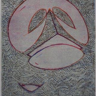 Max ERNST : Festin 74 - Lithographie