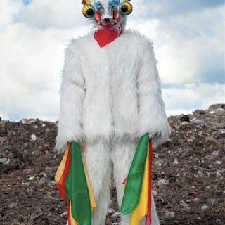 "Demian SCHOPF ""Jukumari (o Gilles según Antoine Watteau)"", 2011, photographie"