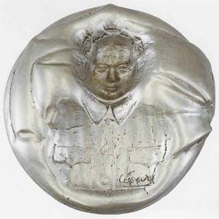 CESAR (BALDACCINI César, dit) : « Cendrier Mao, 1968 »