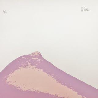 "CESAR - ""Lova Moor"" - 1970 - Lithographie originale signée"
