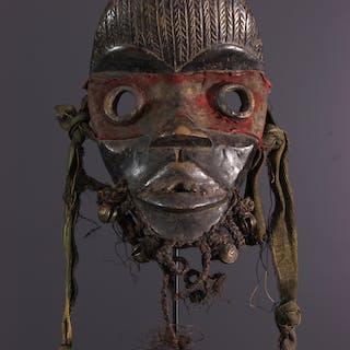 Culture Dan, Côte d'Ivoire, Masque Dan Zapkei ou Gunye ge