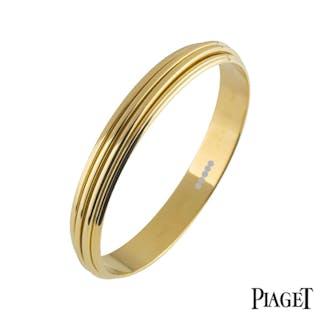 Piaget Yellow Gold Possession Bangle
