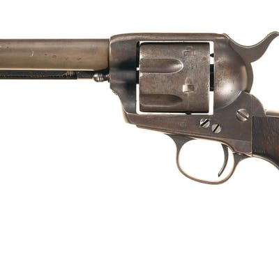 U.S. Artillery Model Colt Single Action Army Revolver