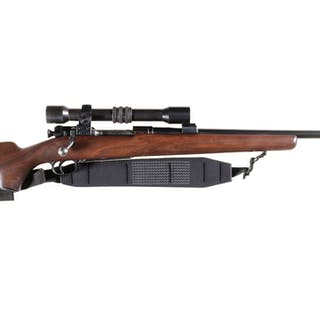 U.S. Springfield Model 1903 Bolt Action Rifle with Zeiss Scope