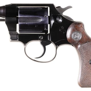 Recreation of Colt USAF Aircrewman Revolver