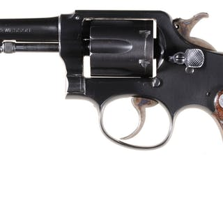 Smith & Wesson .38 Military & Police Double Action Revolver