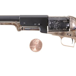 Uberti Miniature Colt Walker Percussion Revolver