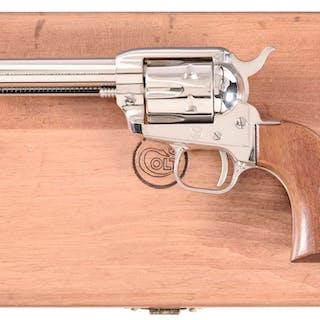 Colt Frontier Scout Revolver 22 magnum