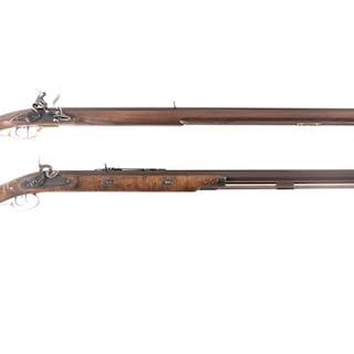 Two Muzzleloading Rifles