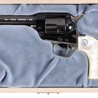 Colt Frontier Scout Nevada Centennial Revolver with Case